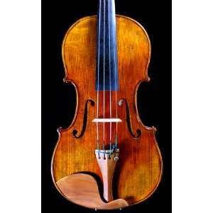 Custom Antique Guarneri Del Gesu 1741 Vieuxtempts Violin