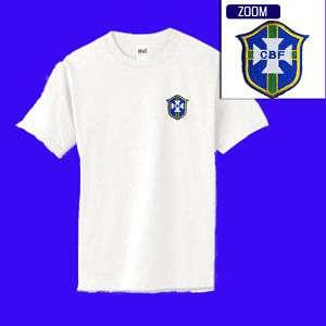 BRAZIL National Football Soccer Patch Shirt BRASIL Team