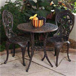 CHIC SHABBY VINTAGE STYLE FRENCH BISTRO SET,VERY CUTE