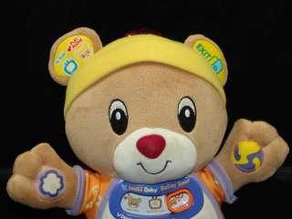 Interactive Vtech Smile Baby Bailey Bear Teaching Toy