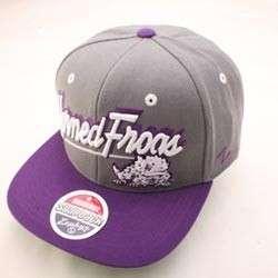 TEXAS CHRISTIAN TCU HORNED FROGS NCAA SNAPBACK HAT CAP SHADOW SCRIPT