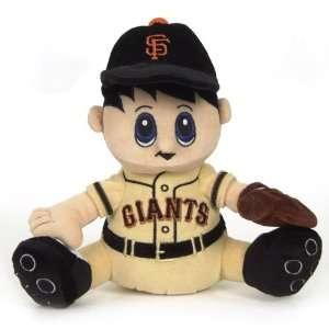 BSS   San Francisco Giants MLB Plush Team Mascot (9)