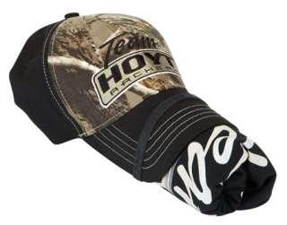 Hoyt Black Shirt/Camo Hat Combo Pack LARGE