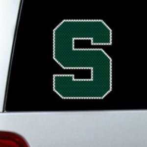 Michigan State Spartans Die Cut Window Film   Large