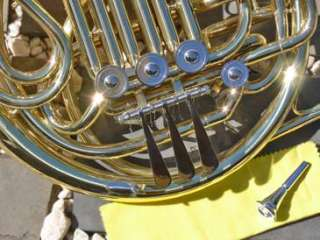 FRENCH HORN ★ High Quality ★ BRAND NEW ★ With Case ★
