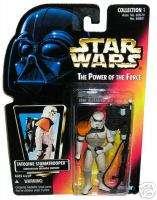 Star Wars Tatooine Stormtrooper Figure POTF MOC RARE