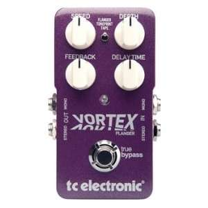 TC Electronic Vortex Flanger (Stereo Flanger Pedal