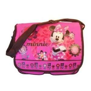 Disney Minnie Mouse Messenger Bag   Flower Baby