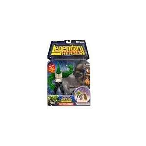 Comic Book Heroes Series 1 Savage Dragon (Tank Top Va Toys & Games