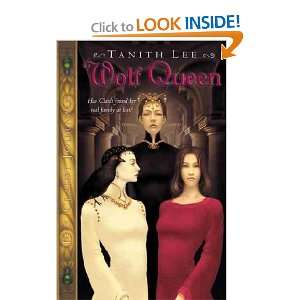 Wolf Queen Tanith Lee Books