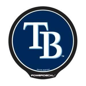 Tampa Bay Devil Rays Die Cut Decal Power Decal Sports