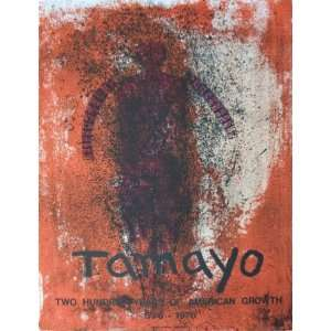 Years of American Growth, 1976 by Rufino Tamayo, 20x26: Home & Kitchen