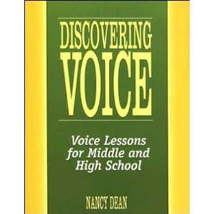 Discovering Voice (text only) by N. Dean: N. Dean: Books
