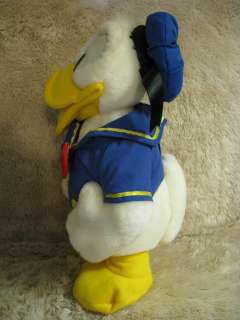 Disney Donald Duck LITTLE BOPPERS 1987 Plush NEW ♥