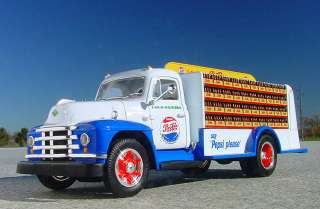 VR   1955 PEPSI COLA Delivery Truck   First Gear