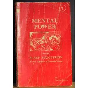 Suggestion A New Approach to Successful Living Melvin Powers Books