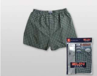12 MENS PLAID BOXER SHORTS UNDERWEAR ANY SIZE