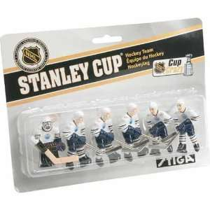 Stiga Edmonton Oilers Table Rod Hockey Players Sports