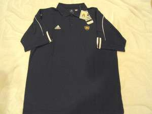 NOTRE DAME FIGHTING IRISH Addidas CLIMACOOL Polo Shirt