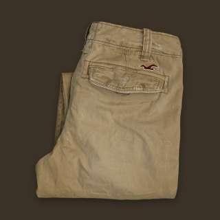 Hollister Khaki School Pants