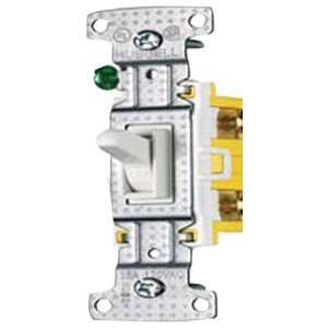 : Diamond Group 1301 73V IVORY Ivory 15 Amp Switch Toggle: Automotive