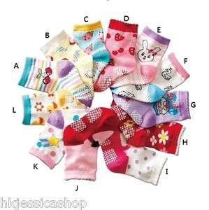 Baby Toddler Girl Super Cute Socks 12M 2T 3T 4T