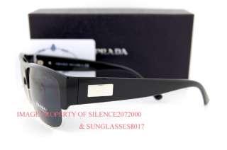 Brand New Prada Sunglasses 11M 11MS 1AB/1A1 BLACK Men
