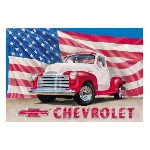 Kitchen Refrigerator Magnet Chevy Chevrolet Truck #M704