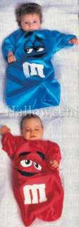 Cute Candy Baby Toddler Bunting Costume