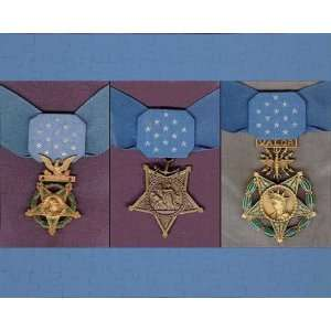 Medal of Honor Jigsaw Puzzle (110 piece) Everything Else