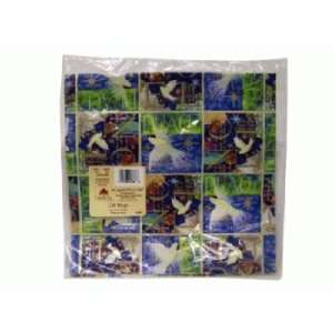 Dayspring Peace Noel Christmas Gift Wrap Case Pack 36