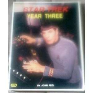 Files Magazine Special (Star Trek, Year Three): John Peel: Books