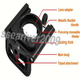 New Universal 8x Telescope For Mobile Cell Phone Camera Optical Lens