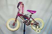 Star Wars Kids Bike Queen Amidala used childrens bicycle movie rare