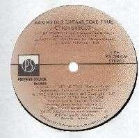 Cyndi Grecco Making Our Dreams Come True LP VG++/NM