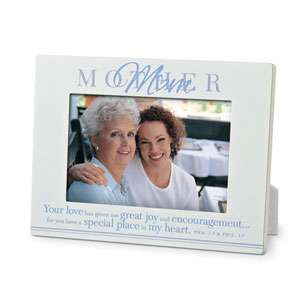 You Inspire Me Mom Photo Frame Mothers Day Gift NEW