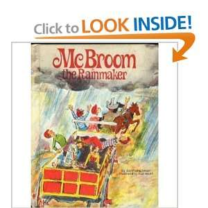 McBroom the Rainmaker (9780448262451): Sid Fleischman