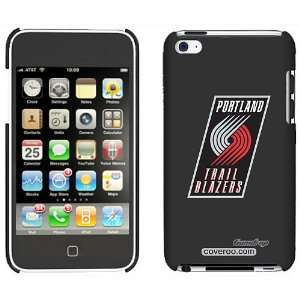 Coveroo Portland Trail Blazers Ipod Touch 4G Case Sports