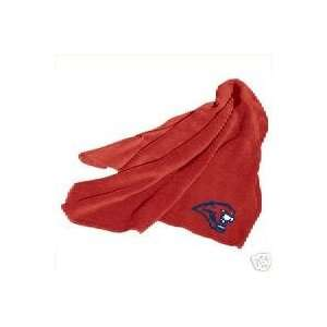 University of Houston Cougars Fleece Throw Blanket