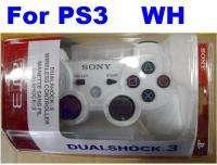 PS3 6 Axis DUALShock 3 Wireless Bluetooth Game Controller Joystick