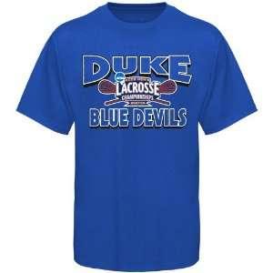 Duke Blue Devils 2009 NCAA Mens Lacrosse Championship Duke Blue Final
