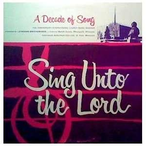 Church Music Seminar Presented By the Lutheran Brotherhood