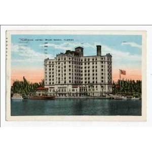 Reprint Floridian Hotel, Miami Beach, Florida: Home