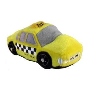 Haute Diggity Dog New York Taxi Cab Chew Toy