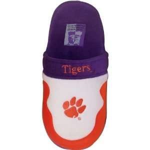 Clemson University Tigers Mens House Shoes Slippers