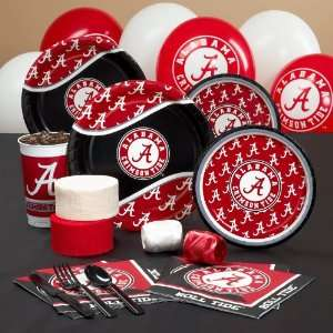 Lets Party By Creative Converting Alabama Crimson Tide College