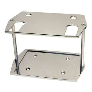 BILLET ALUMINUM OPTIMA GROUP 75/25 BATTERY TRAY   CHEVY FORD MOPAR