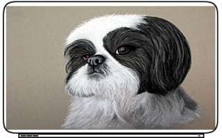 Shih Tzu Dogs Laptop Netbook Skin Decal Cover Sticker