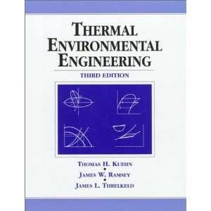 ): Thomas H. Kuehn, James W. Ramsey, James L. Threlkeld: Books