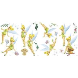 Disney Tinkerbell Very Fairy Wall Stickers